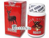 鹿の角エキス ノーム