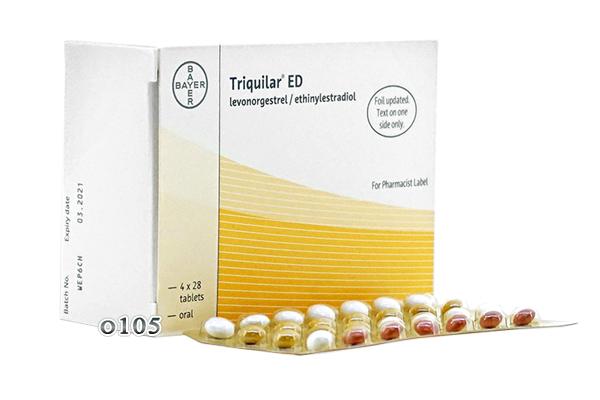 トリキュラー28(低用量ピル)